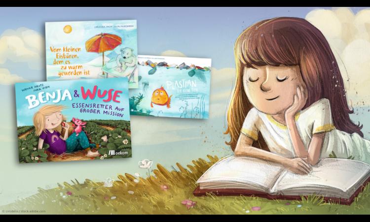 Kinderbücher zum Thema Nachhaltigkeit: Unsere Top-Tipps | Nachhaltigkeit Kinderbuch Kinder