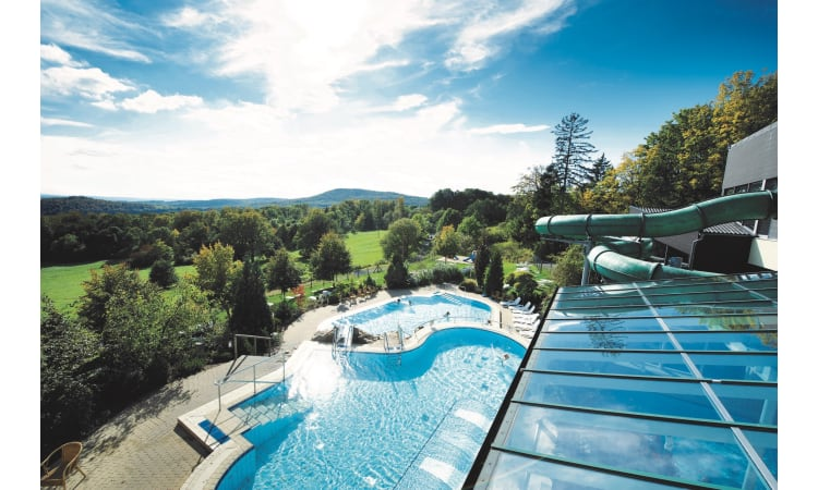 Urlaub im Rhön Park Aktiv Resort gewinnen | Auszeit Urlaub Wandern
