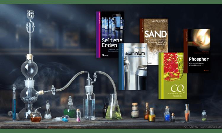 Was heißt und zu welchem Ende studiert man Stoffgeschichte? | Stoffgeschichten Wissenschaftsgeschichte Wissenschaft Chemie Kulturgeschichte