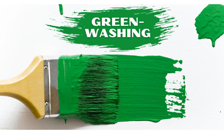 Greenwashing - Was ist das?   Greenwashing Nachhaltigkeit Mode nachhaltige Mode Recycling Umwelt