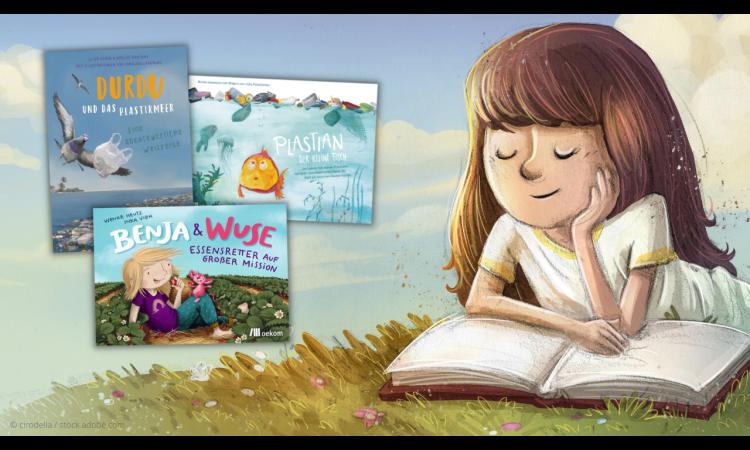 Kinderbücher zum Thema Nachhaltigkeit: Unsere Top-Tipps   Nachhaltigkeit Kinderbuch Kinder