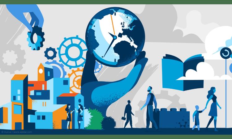Postwachstum nach der Pandemie: Eine neue politische Agenda für Europa | Grundeinkommen Postwachstum Postwachstumsökonomie Wirtschaft Europäische Union Politik Arbeitsmarkt Transformation Wirtschaftswachstum Bruttoinlandsprodukt Arbeitszeitmodelle Digitalisierung