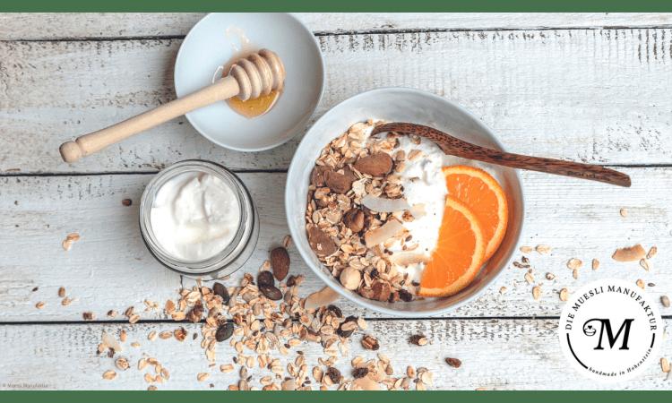 Hohensteiner KnusperMuesli – handgemacht mit Liebe   Müsli Ernährung