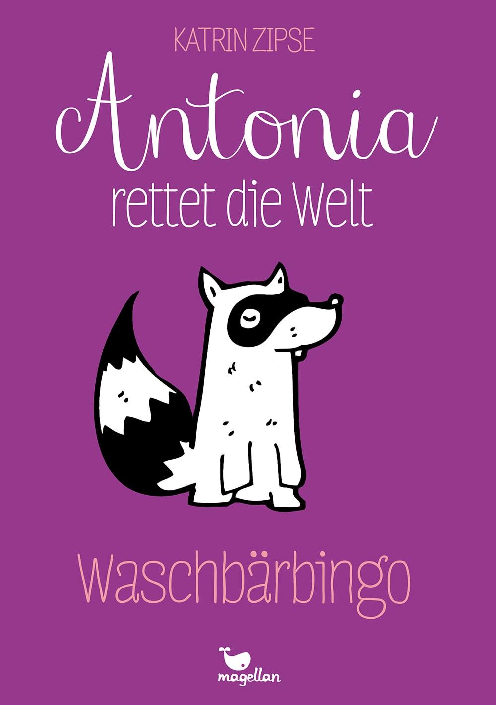 Antonia rettet die Welt - Waschbärbingo