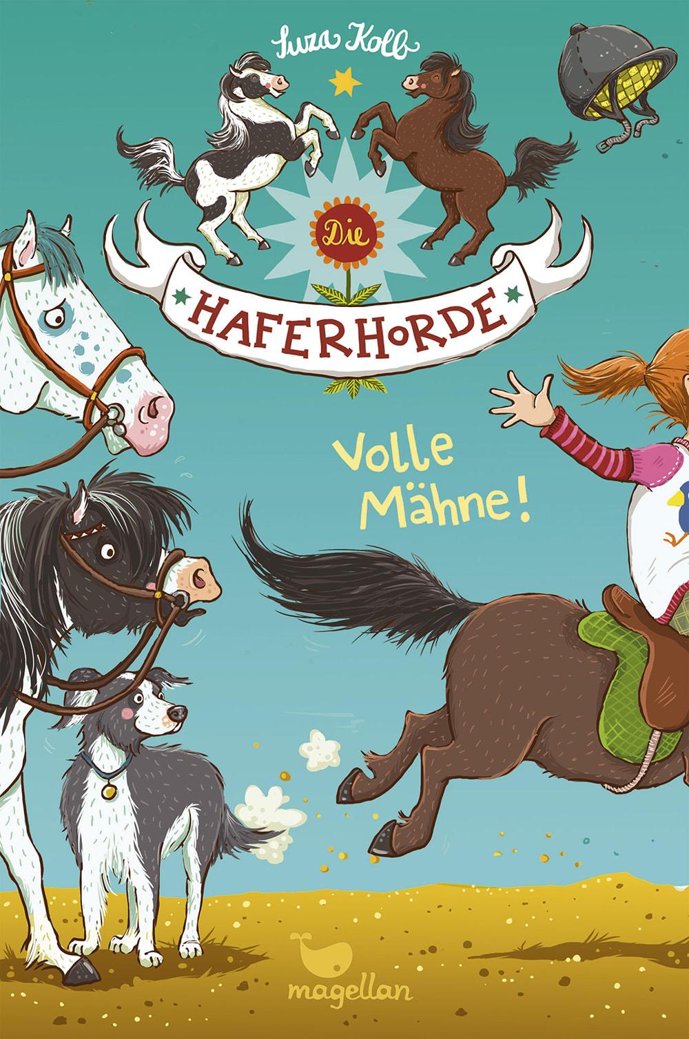 Die Haferhorde - Volle Mähne!