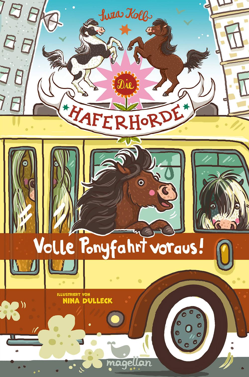 Die Haferhorde - Volle Ponyfahrt voraus!