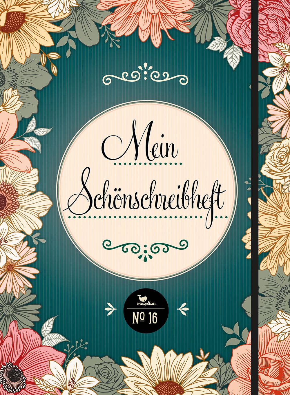 Notizbuch No. 16 - Schönschreibheft
