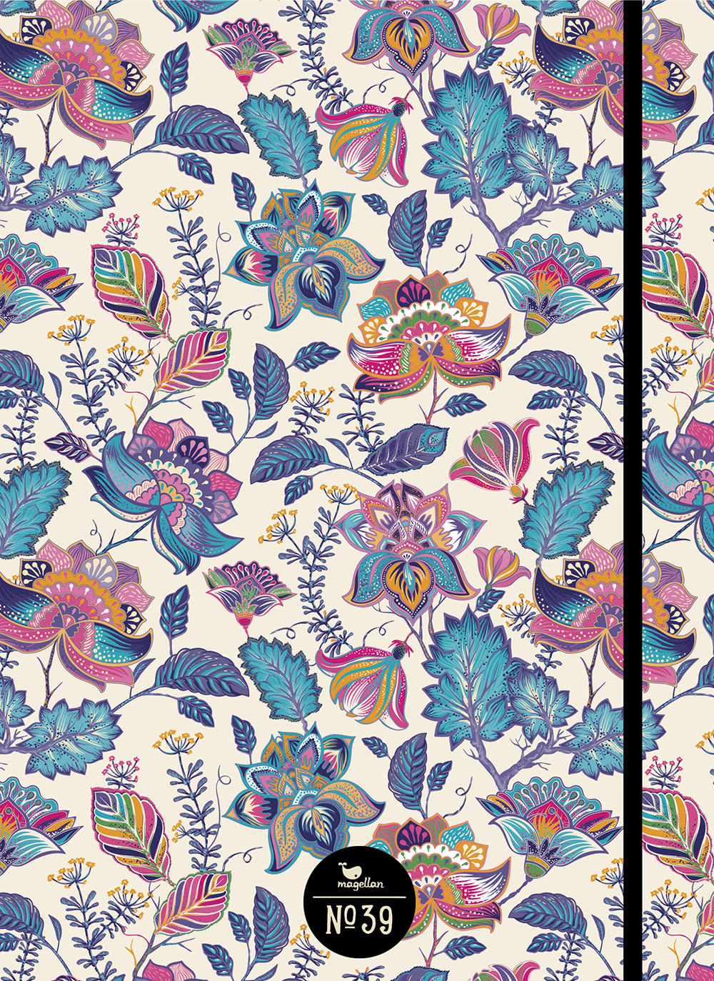 Notizbuch No. 39 - Flowers