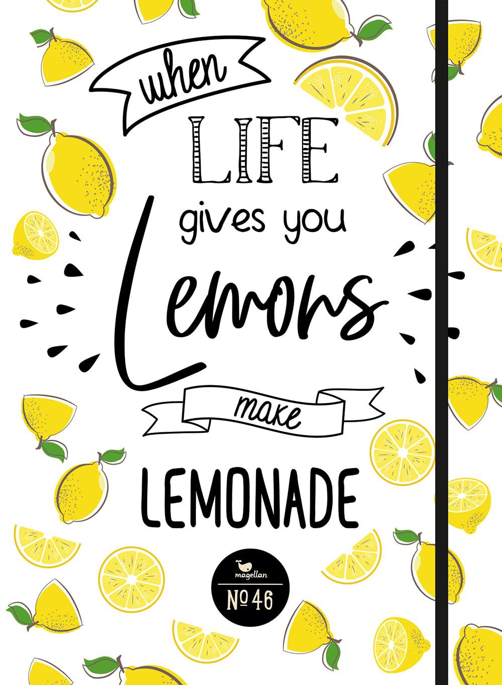 Notizbuch No. 46 - Lemons