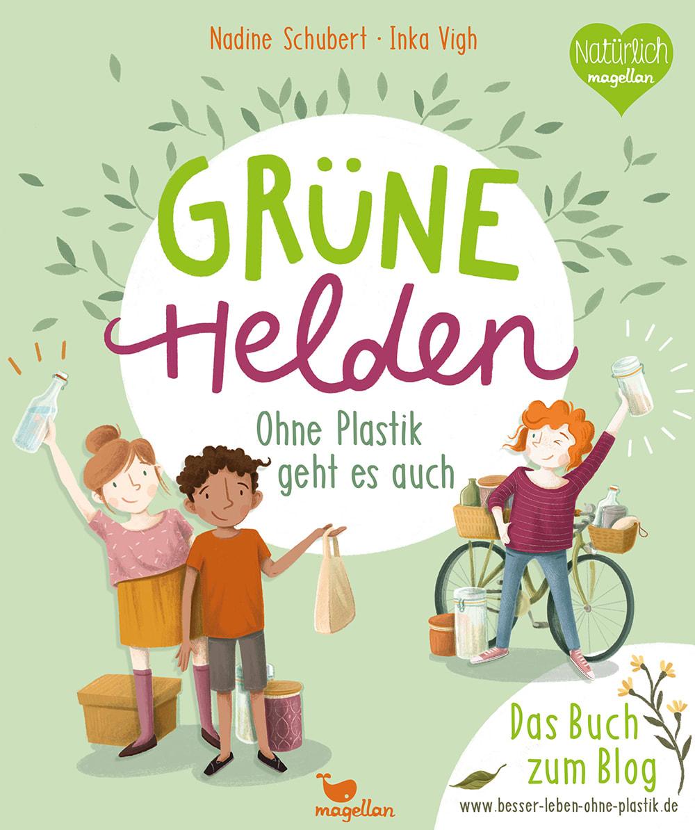 """5er-Paket """"Grüne Helden"""""""