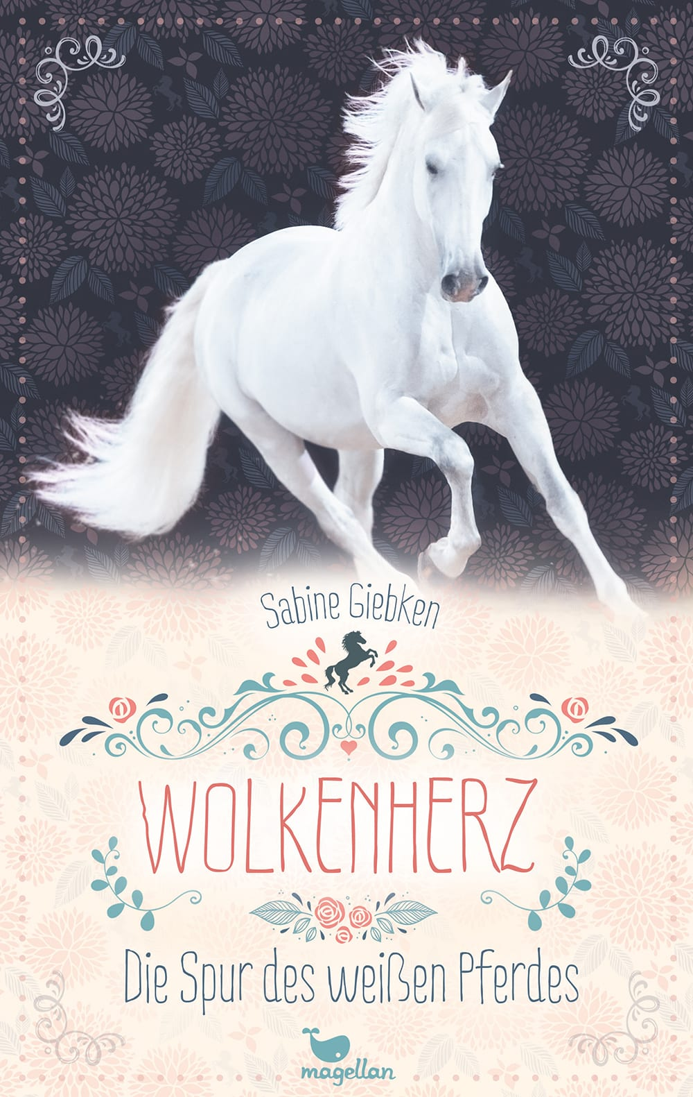 """5er-Paket """"Wolkenherz - Die Spur des weißen Pferdes, Band 1"""" (KB)"""
