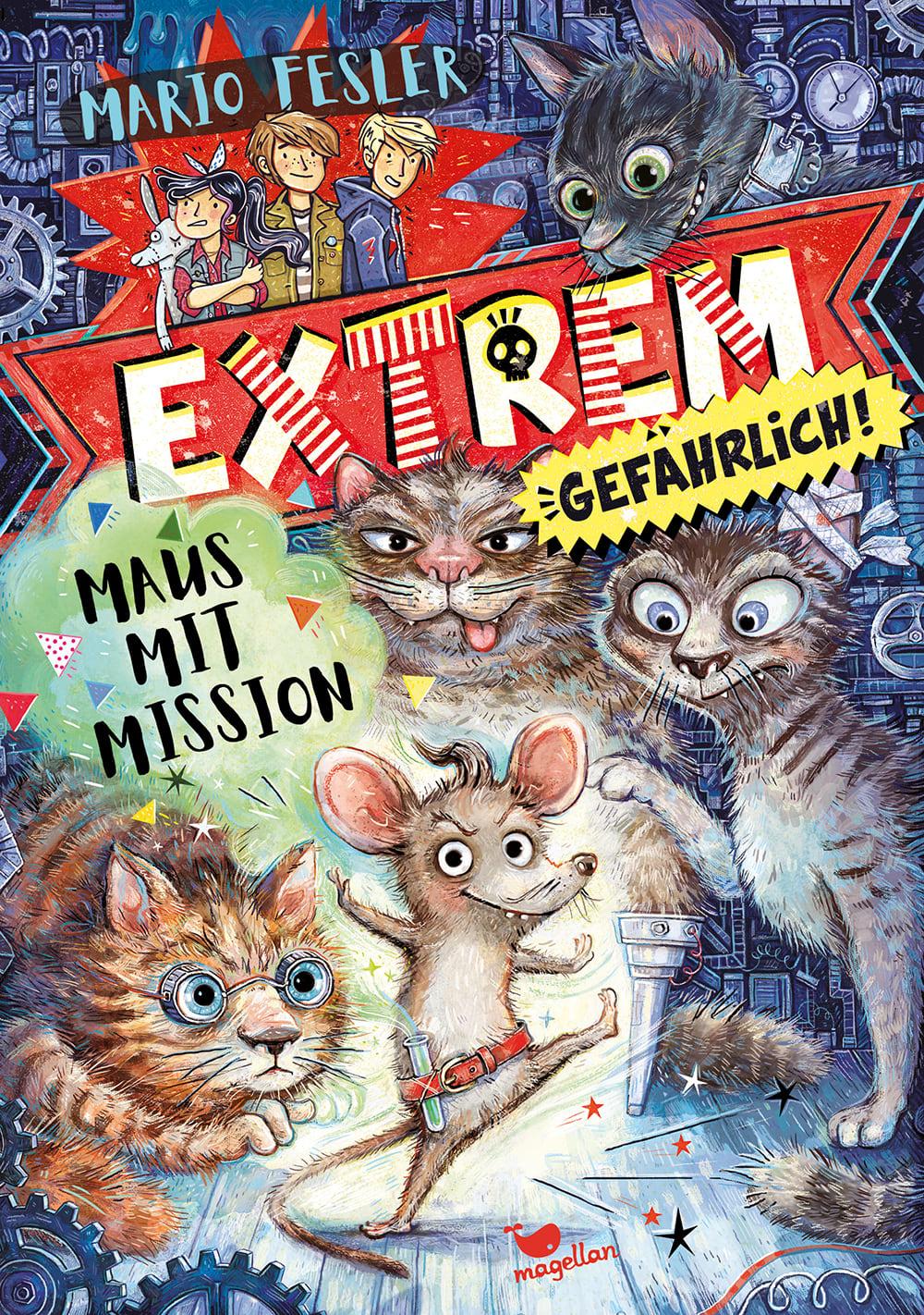 """Kombi-Paket """"Extrem gefährlich!, Band 1 + 2"""""""