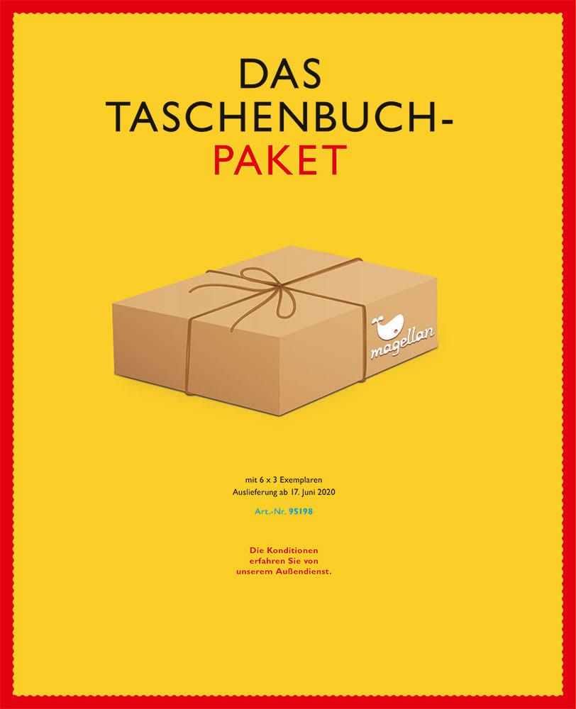 """Paket """"Taschenbuch"""""""