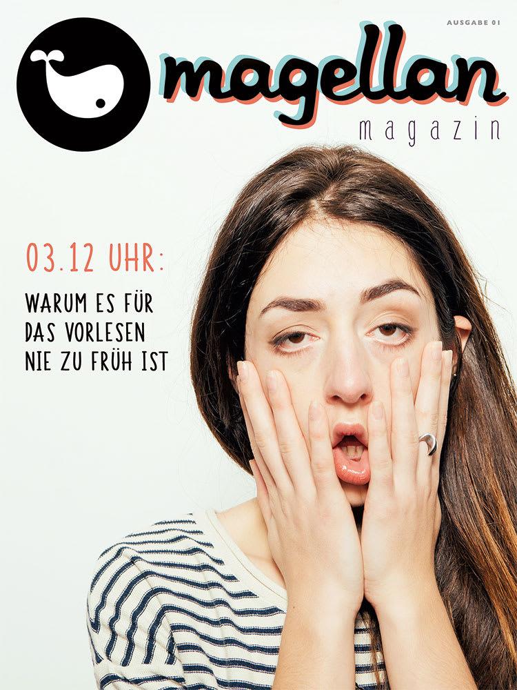 Magellan Magazin (50er Bündel)