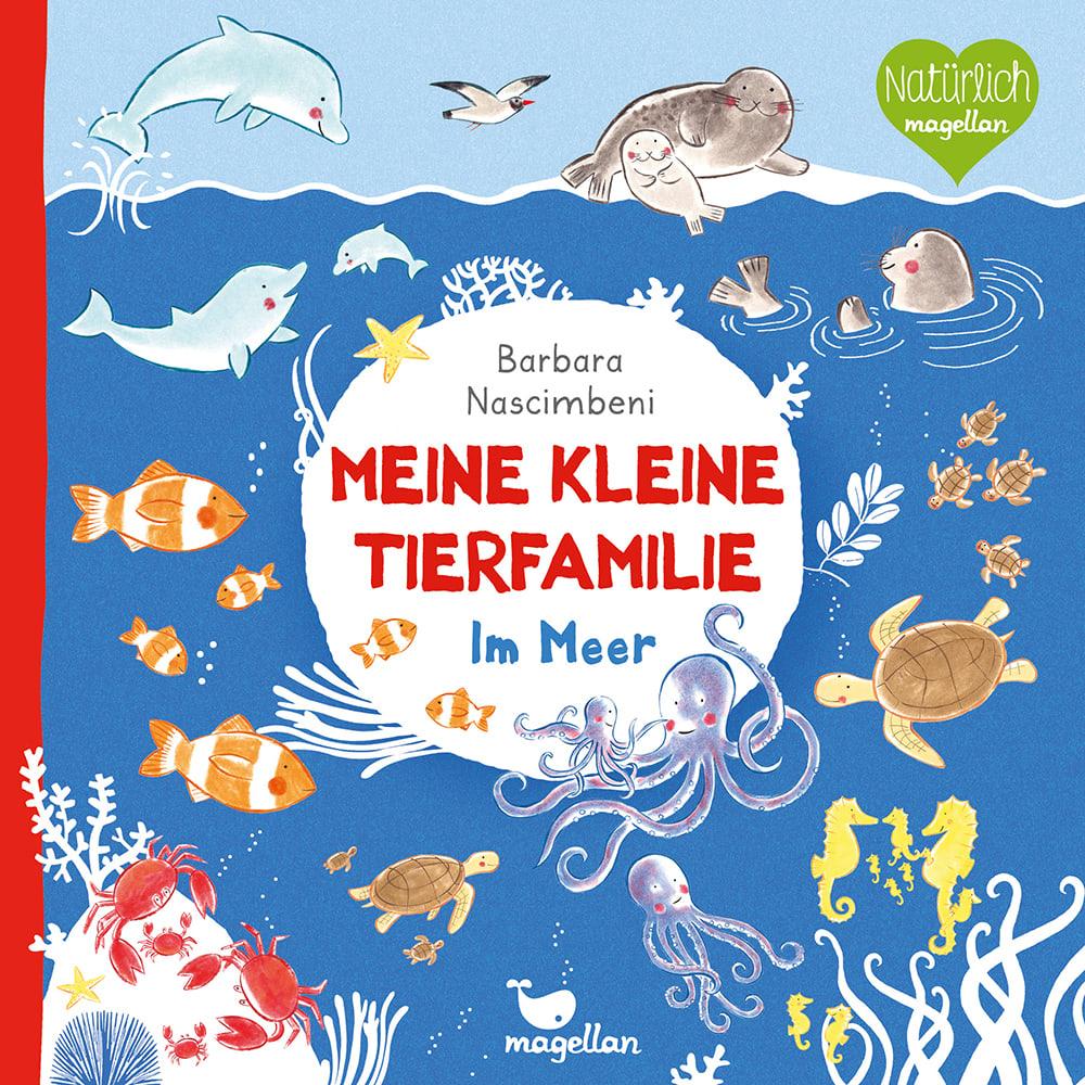 Meine kleine Tierfamilie - Im Meer