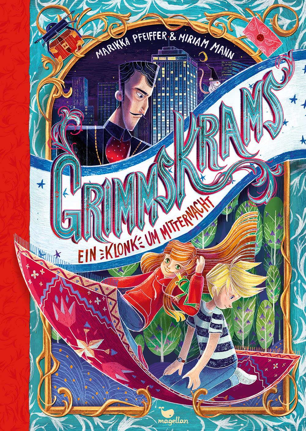 Grimmskrams - Ein Klonk um Mitternacht