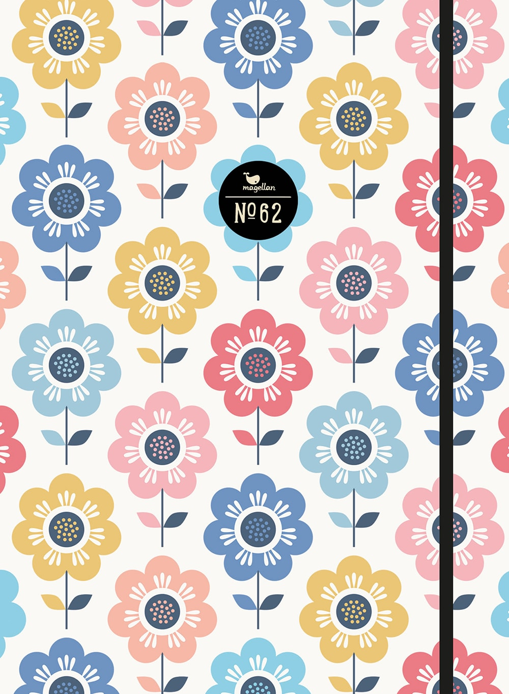 Notizbuch No. 62 - Flower-Power