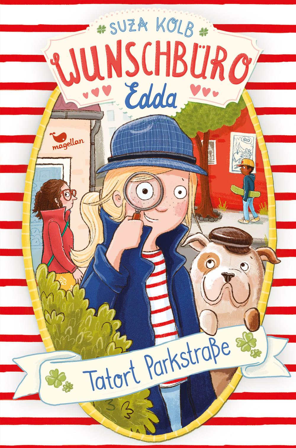 Wunschbüro Edda - Tatort Parkstraße