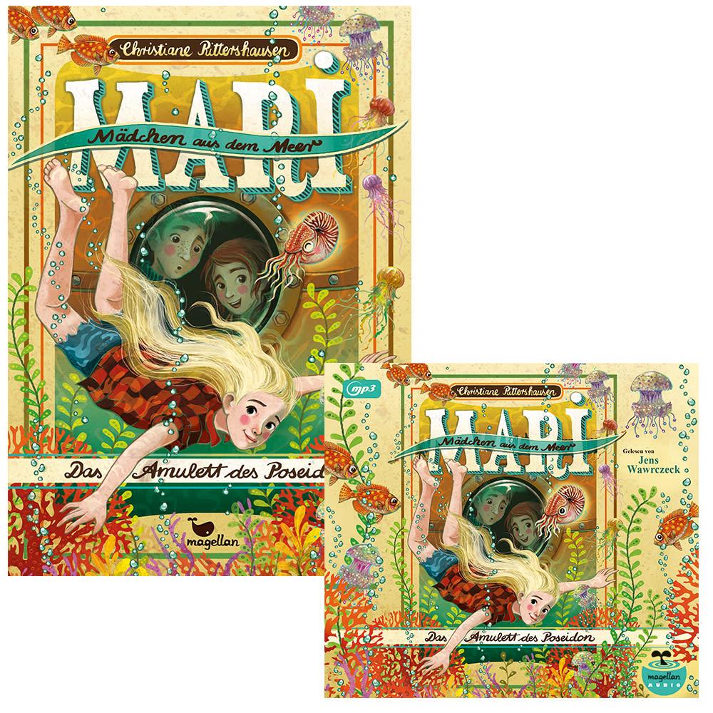 """Kombi-Paket """"Mari, Bd. 2"""" (Buch + Hörbuch)"""