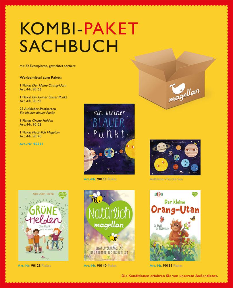 """Kombi-Paket """"Sachbuch"""""""