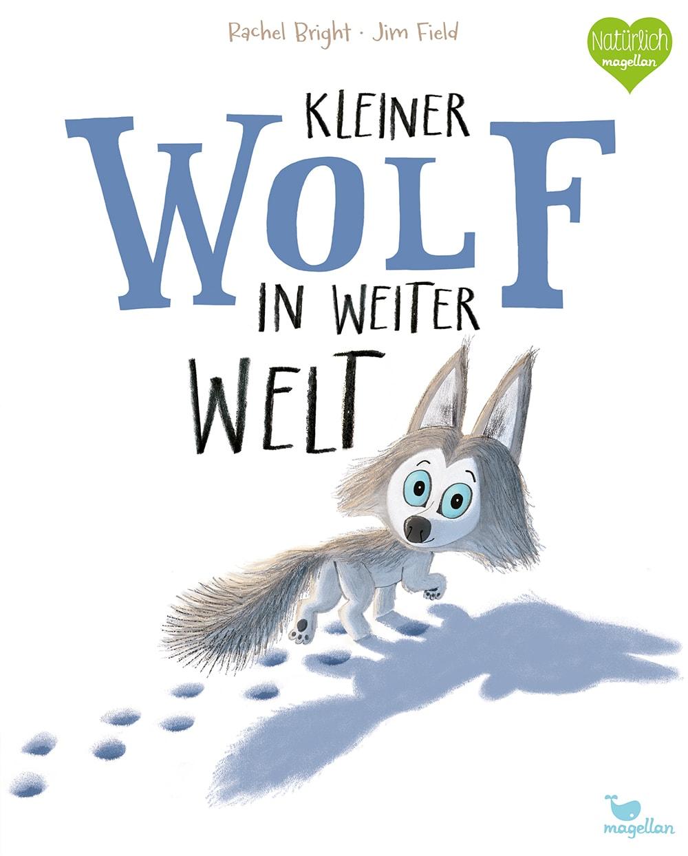 """5er-Paket """"Kleiner Wolf in weiter Welt"""""""