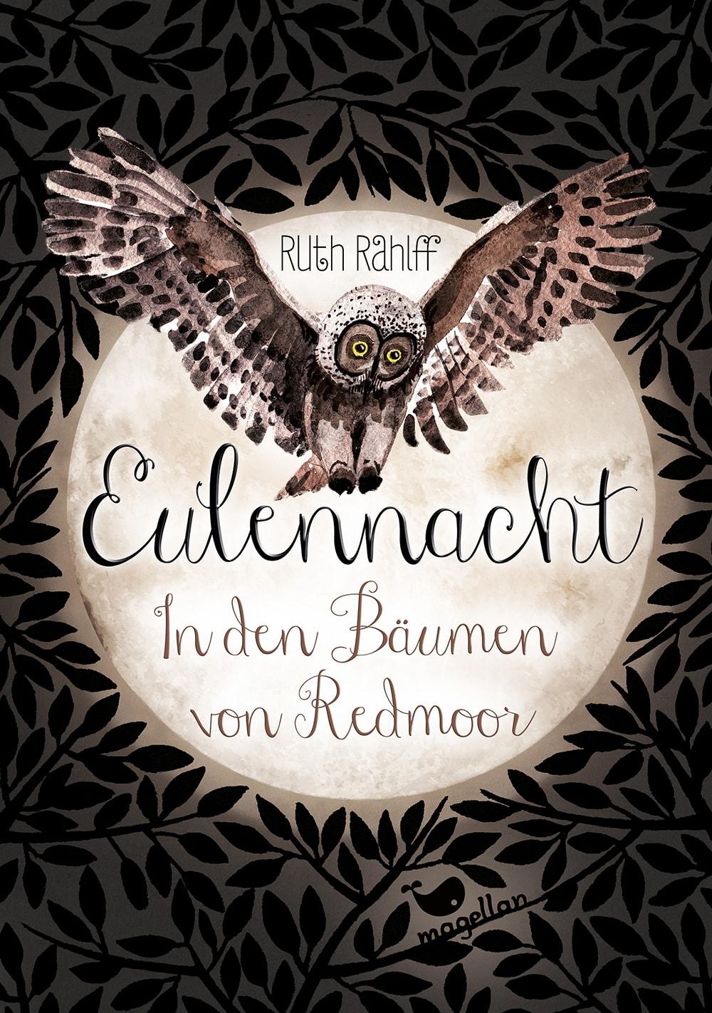 Cover Eulennacht In den Bäumen von Redmoor Middle Grade von Ruth Rahlff