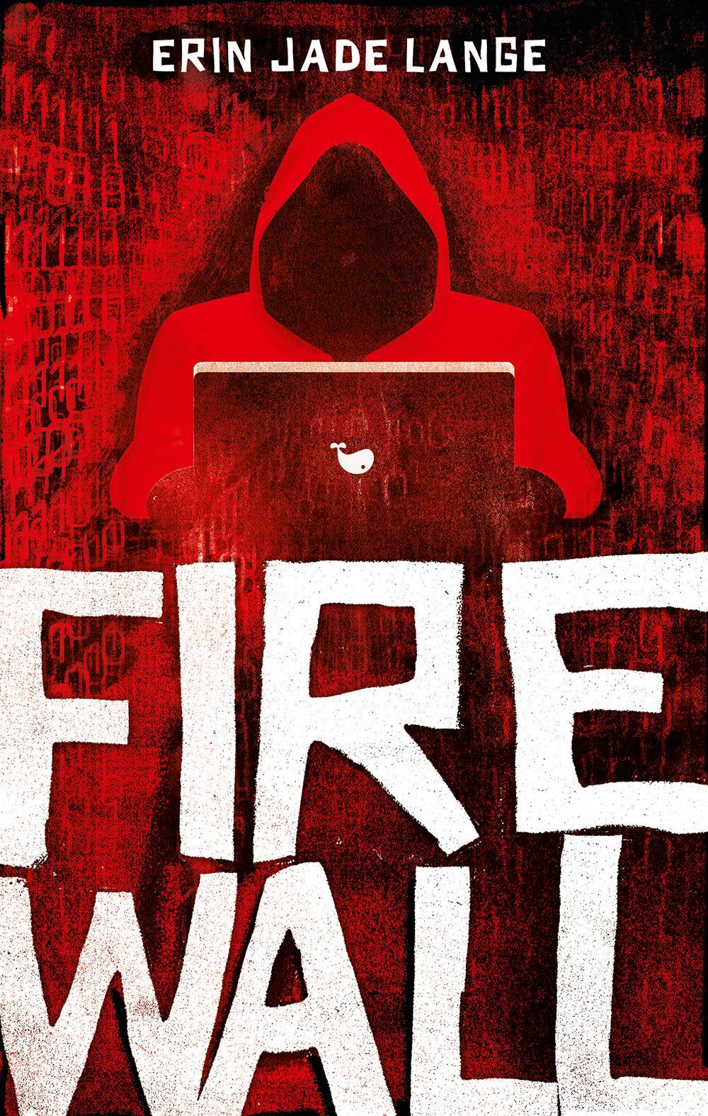 Cover Firewall Thriller Jugendbuch von Erin Jade Lange