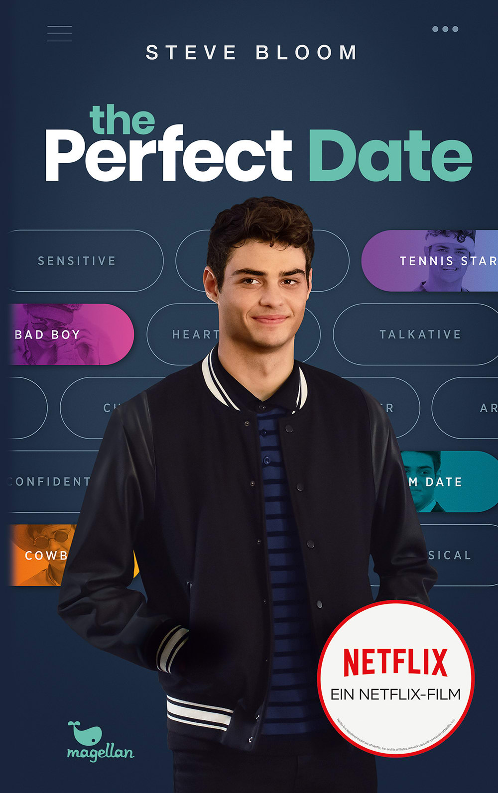 Cover The Perfect Date Jugendbuch von Steve Bloom