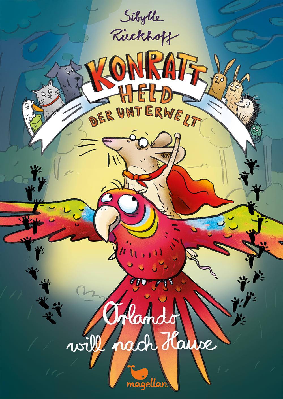 Konratt - Held der Unterwelt - Orlando will nach Hause