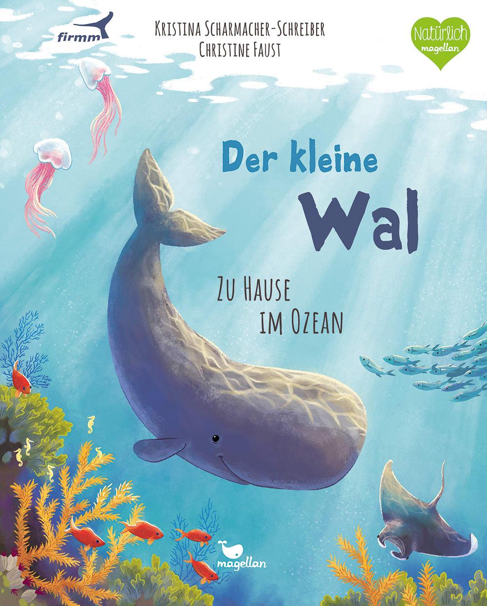 """""""Der kl. Wal - Zuhause Ozean"""""""