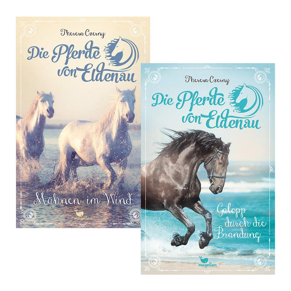 """""""Die Pferde von Eldenau, Bd. 1+2 (KB)"""""""