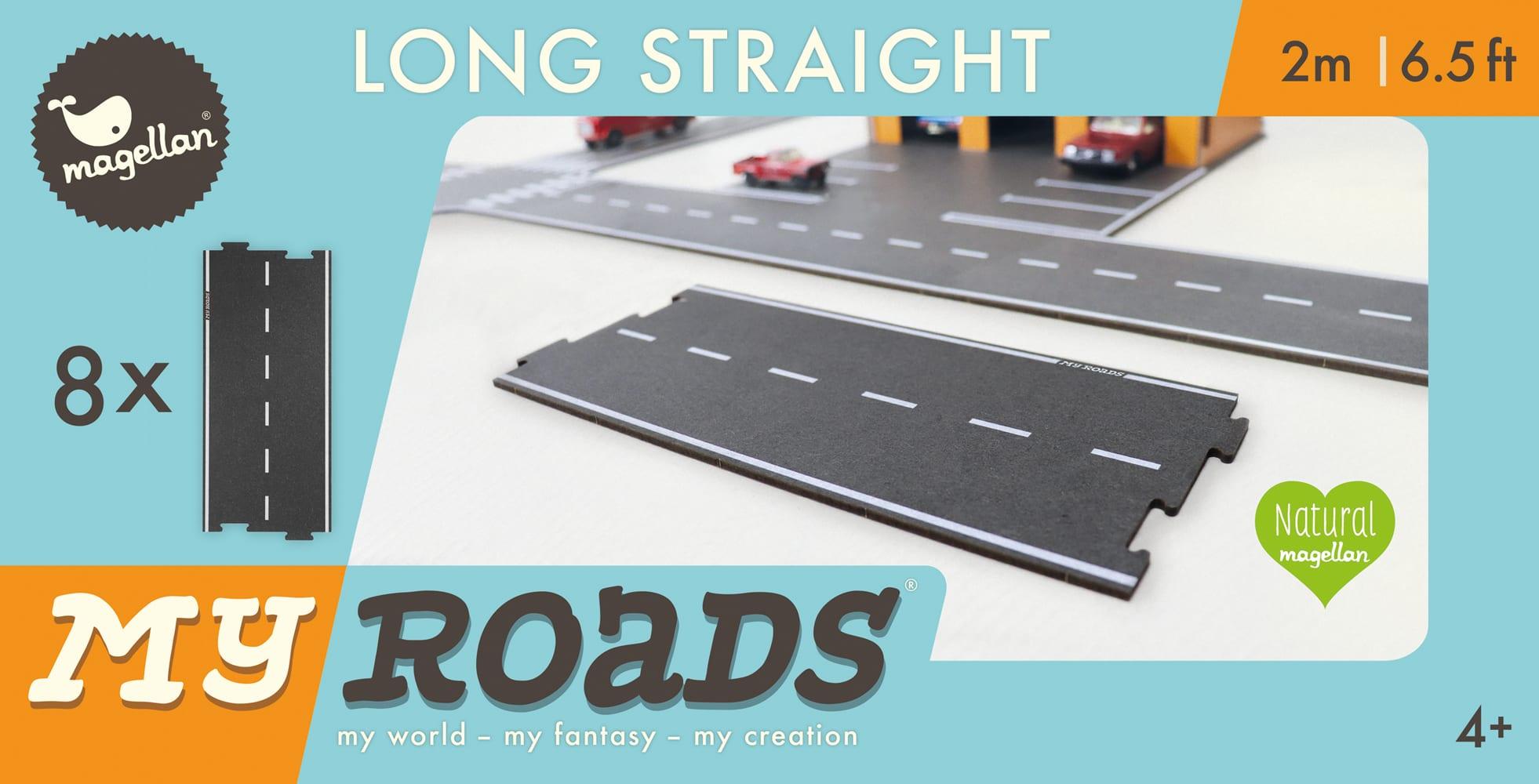 MyRoads - Long Straight