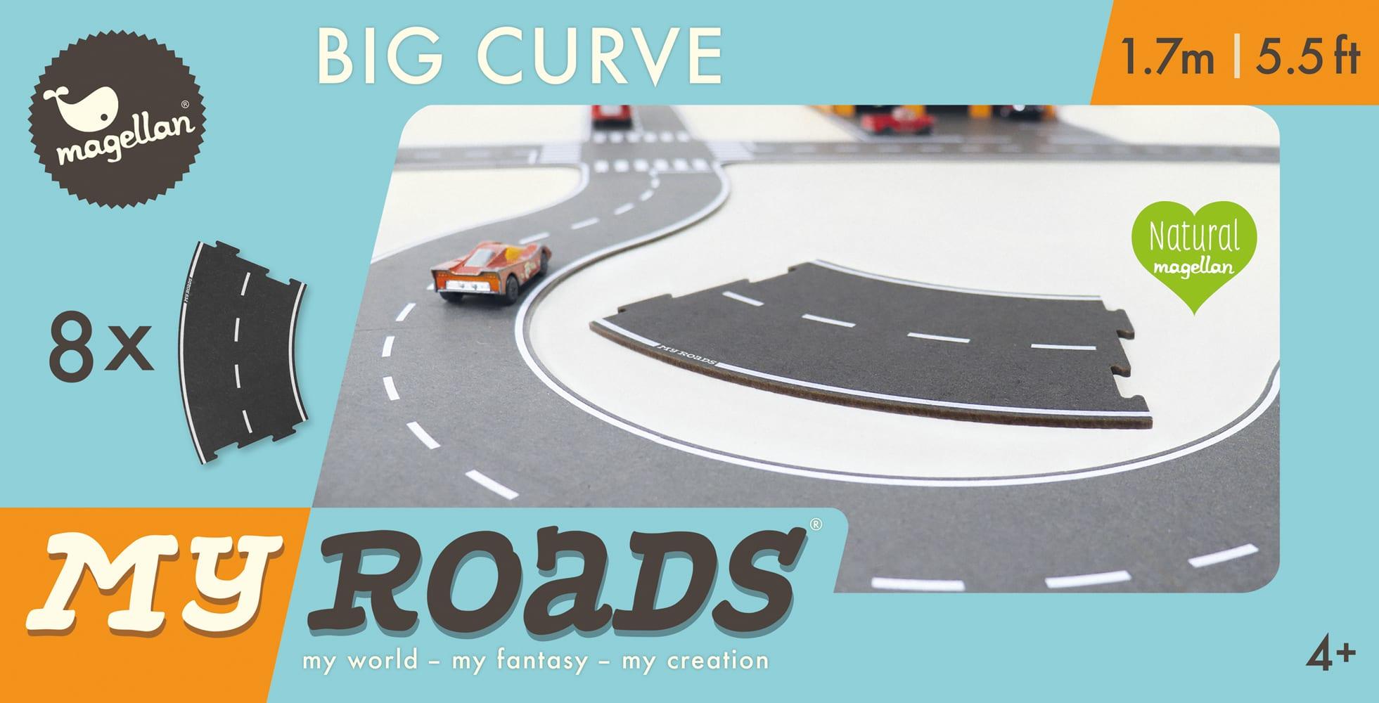 MyRoads - Big Curve