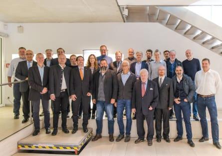 Mitgliederversammlung 2019 in Darmstadt