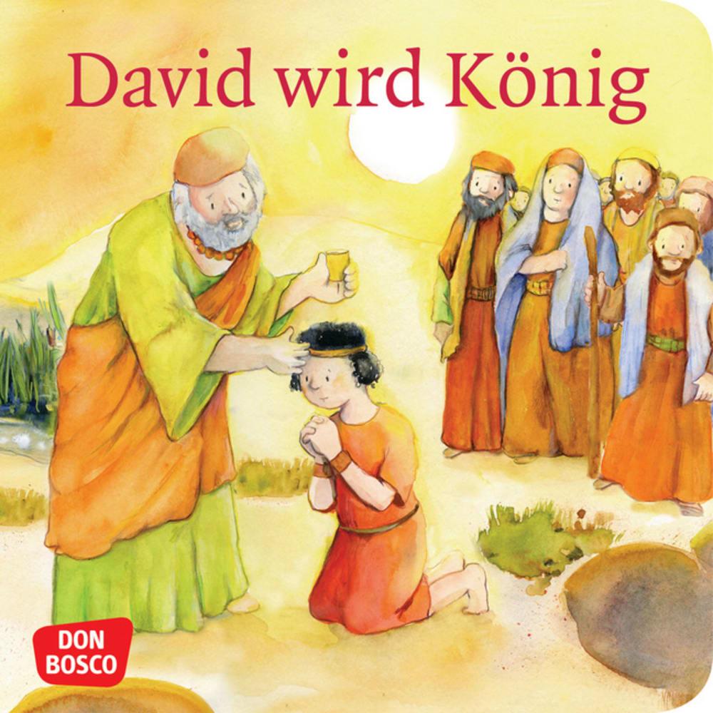Konig David Fur Gott Sind Kleine Ganz Gross Kamishibai