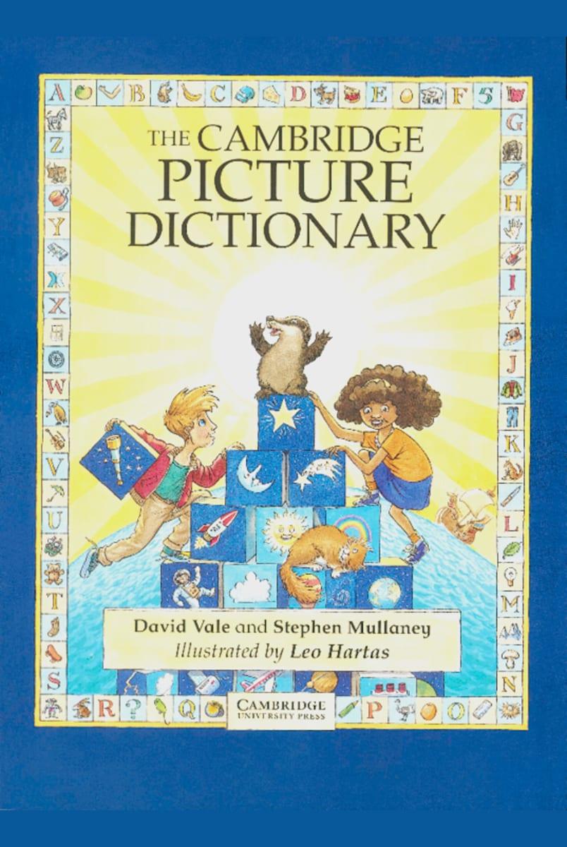 The Cambridge Picture Dictionary   Klett Sprachen
