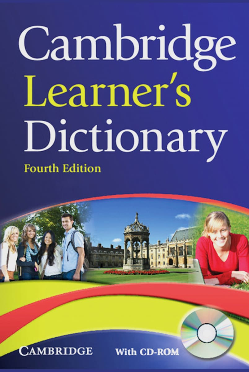 Cambridge Learner's Dictionary Fourth edition Paperback with CD ROM    Klett Sprachen