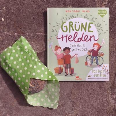 Grüne Helden, Nadine Schubert, Besser leben ohne Plastik
