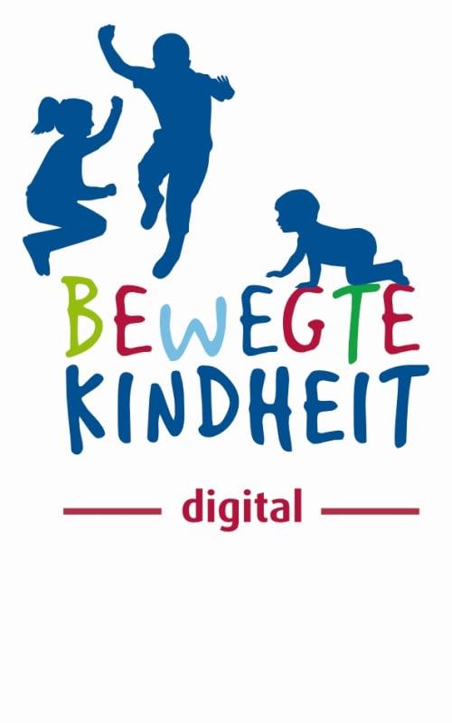 Logo bewegte Kindheit