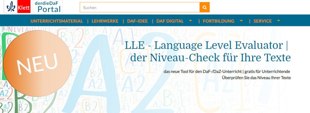 Language Level Evaluator