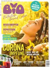 BIO Schweiz 2021/ 3 Cover