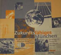 Cover des Buchs Zukunftsfähiges München
