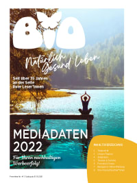 BIO Mediadaten 2022