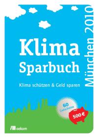 Cover Klimasparbuch München