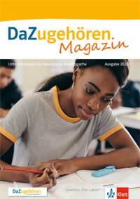 Cover DaZugehören Magazin