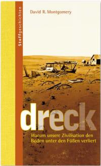 Cover von David R. Mongomerys Buch Dreck