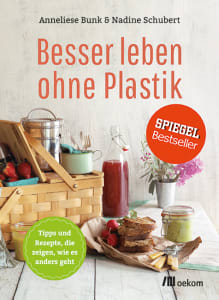 Cover des Buchs Besser leben ohne Plastik