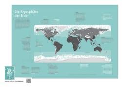 Seite aus »Das Eisbuch«: Die Kryosphäre der Erde