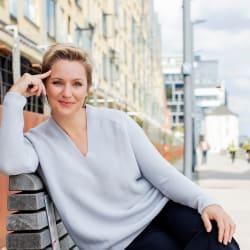 oekom-Autorin Janine Steeger