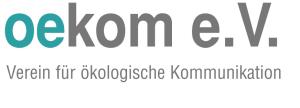 Logo des oekom vereins